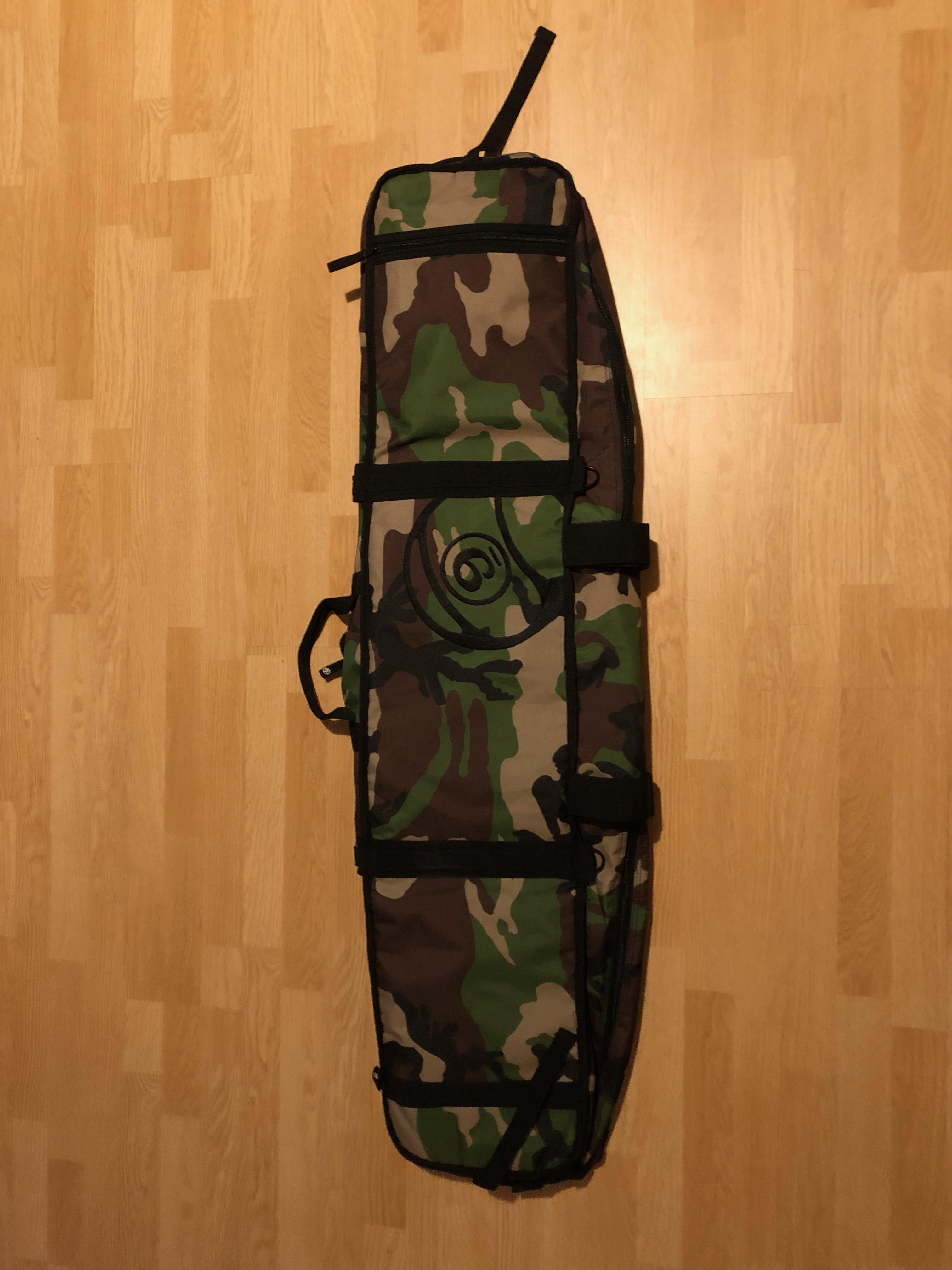 Low and behold the Sector 9 Field Bag