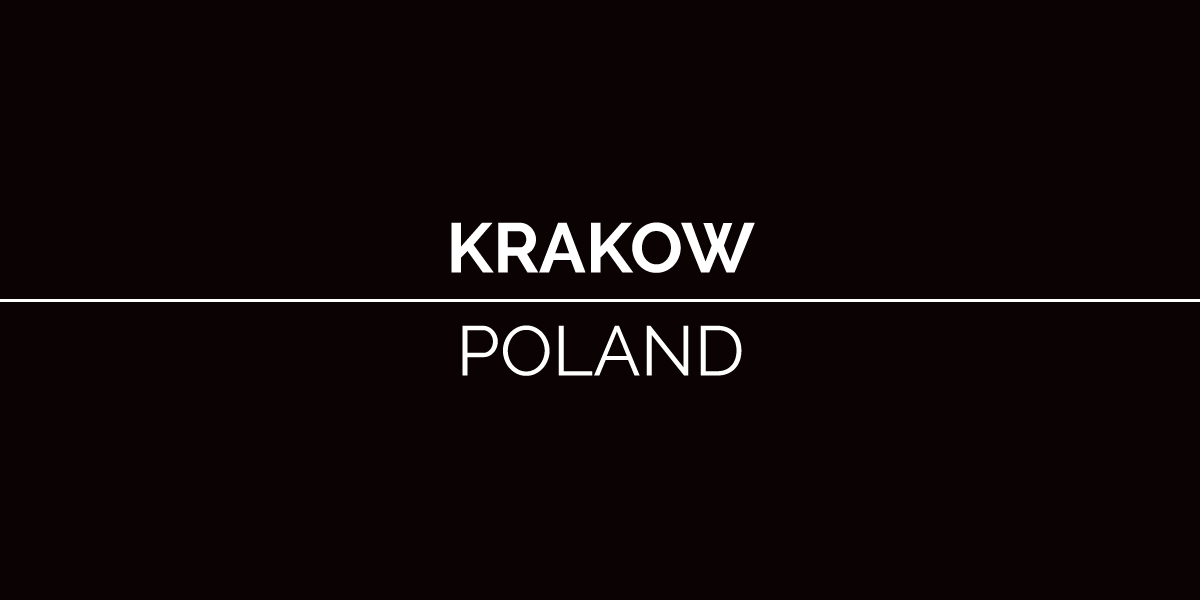 City Review: Krakow